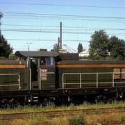 Lokomotywa manewrowa spalinowa SM42 (Piko 59471)