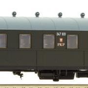 Wagon osobowy 3 kl Chuxz (Brawa 45314)