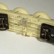 Wagon zbiornikowy  Uacs (Jan-Kol 224-4)